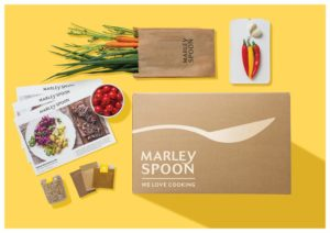 Happening deals at Marley Spoon makes your day.
